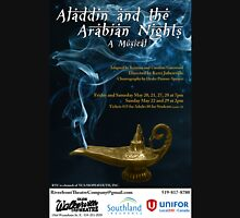 Aladdin and the Arabian Nights Unisex T-Shirt