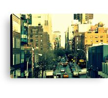New York City Dreamin' Canvas Print