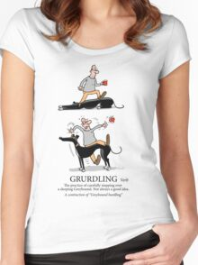 Grurdling Women's Fitted Scoop T-Shirt