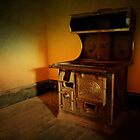Old Stove 2 by Miles Glynn