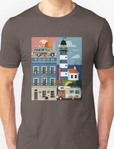 Surf live style beach T-Shirt