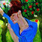 Julie Devoid of Dreams by Rusty  Gladdish