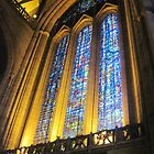 Stained Glass Window Liverpool Anglican Cathedral by QuaddieFoul-Her