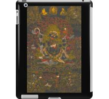 Yama and the Buddha iPad Case/Skin