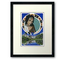 Mother Earth Framed Print