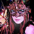Eyes Behind the mask by John Ryan