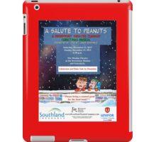 A Salute to Peanuts iPad Case/Skin