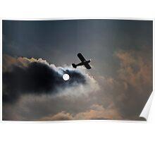 Piper PA-18 Super Cub  Poster