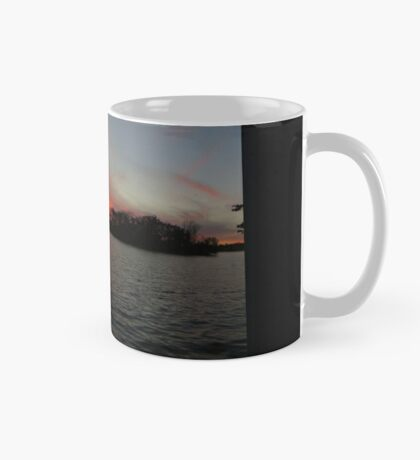 Rocket Powered Island Mug