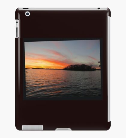 Rocket Powered Island iPad Case/Skin