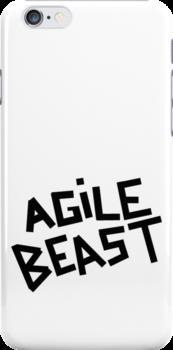 Arctic Monkeys - Agile Beast by 0llie
