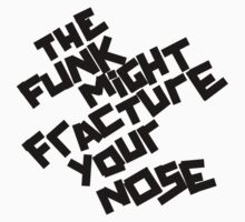Arctic Monkeys - The Funk Might Fracture Your Nose by Ollie Vanes