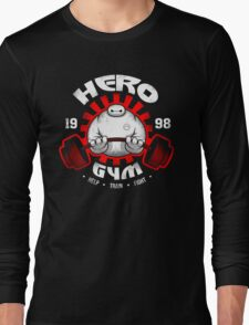 Hero gym Long Sleeve T-Shirt