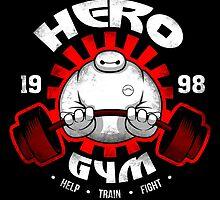 Hero gym by Soulkr