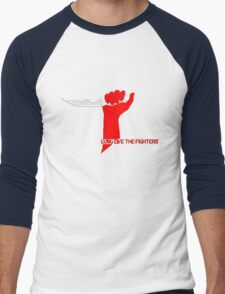 Long Live the Fighters Men's Baseball ¾ T-Shirt