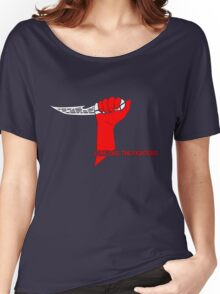 Long Live the Fighters Women's Relaxed Fit T-Shirt
