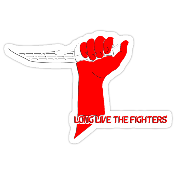 Long Live the Fighters by Anthony Pipitone