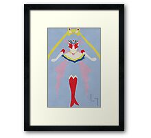 Sailor Moon Framed Print