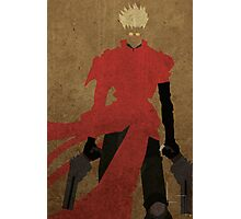 Vash the Stampede Photographic Print