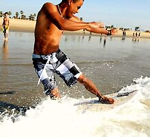 Ride the Surf by Garrett Hanson