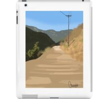 Furry Road  iPad Case/Skin