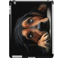Puppy Dog Eyes Dog Art iPad Case/Skin