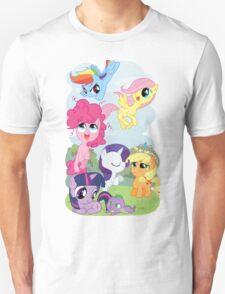 Filly Mane 6 T-Shirt