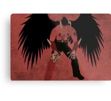 Devil Jin Metal Print