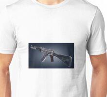 "AK ""Cartel"" (Black Wood) Unisex T-Shirt"