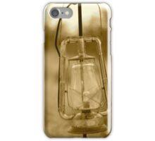 old lantern iPhone Case/Skin