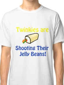 Twinkies are shooting their Jelly Beans T-Shirt Classic T-Shirt