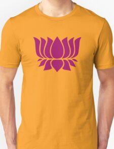lotus flower zen yoga T-Shirt
