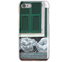 Window Mural iPhone Case/Skin