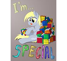 I'm... Derpy Hooves Photographic Print