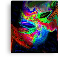 Complex  beings Canvas Print