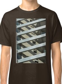 Abstract architecture. Photographed in tel Aviv, Israel  Classic T-Shirt
