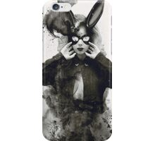 Dark Bunny iPhone Case/Skin