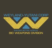Weyland Yutani Bio Weapons Division