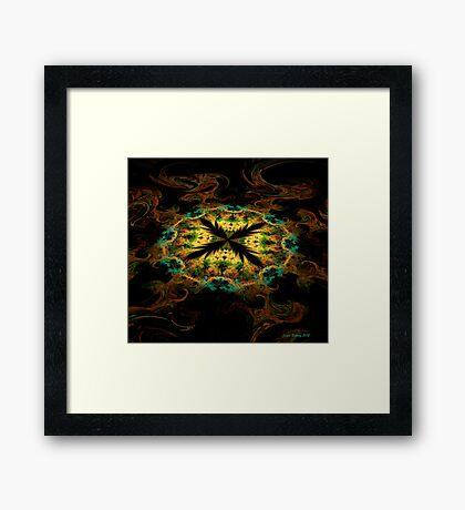 Sacred Circle Framed Print