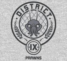 Prawn District (HG Parody)