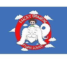 Lucky Dragon Flight School Photographic Print