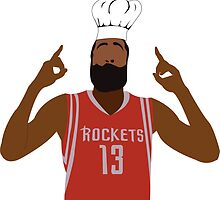 Chef Harden  by noahchavkin