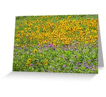 Wild and Bright! Greeting Card