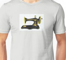 Old sewing machine  Unisex T-Shirt