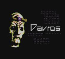 Doctor Who - Davros by twistytwist