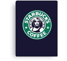 STARBUCK'S COFFEE Canvas Print