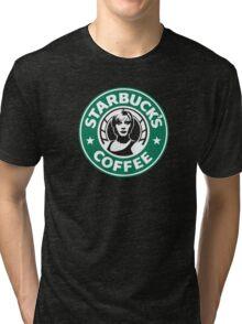 STARBUCK'S COFFEE Tri-blend T-Shirt