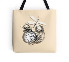 Steam Punk Themed Design Tote Bag