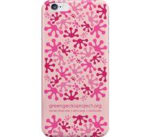 Pink Lotus Bud iPhone Case/Skin