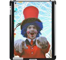 make sure you have fun!  luna park, sydney, australia iPad Case/Skin